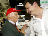 Wolff 'in tears every half hour' over Lauda loss