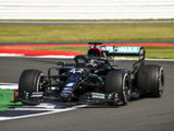 Mercedes positive after double podium in second Silverstone outing