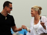 "Schumacher is a ""fighter and will not give up"""