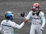 Bottas: Average gaps to Hamilton have been 'tiny numbers'