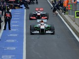 Di Resta on standby for McLaren at F1 70th Anniversary GP