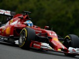 Alonso: Podium chance wasted by start issue