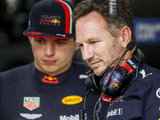 Verstappen 'was never going to give up victory' says Horner