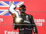 "Senna memories make Imola trophy ""a keeper"" - Hamilton"