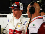 Raikkonen knew about Alfa Romeo front wing issue