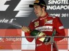 Alonso delighted with rivals' inconsistency