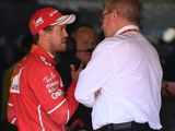 Brawn: No 'hidden agenda' in Vettel call