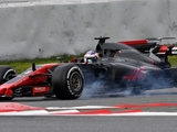 Grosjean, Haas still struggling with brakes