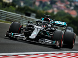 Mercedes dominates opening Hungarian GP session