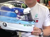 Valtteri Bottas to use Mika Hakkinen helmet for Monaco Grand Prix