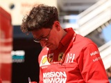 """Ferrari's Mattia Binotto: """"We know we have a lot to do and that we must improve"""""""