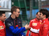 """The attitude of the team is very positive"" – Daniil Kvyat"