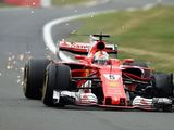 Sebastian Vettel: Late British GP drama not a disaster