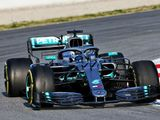 Mercedes begin to stir on final testing day
