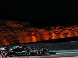 Hamilton gets 98th pole as Bottas makes it a Mercedes front row at Bahrain