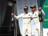 Wolff relieved to finally take Mercedes one-two finish in 2017