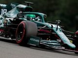 Stroll, Vettel Confident after Positive Friday for Aston Martin at Spa-Francorchamps