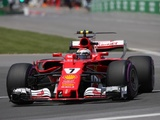 Brake failure costs Raikkonen in Canadian GP