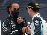 Rosberg predicts 'heated' battle if Russell partners Hamilton