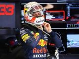 """Max Verstappen: """"The penalty is of course not ideal but nothing is lost"""""""