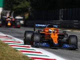 F1 Italian GP: Ricciardo leads McLaren 1-2, Verstappen and Hamilton collide