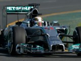 Hamilton heads Mercedes 1-2 in second practice