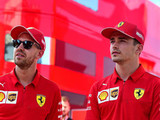 "Leclerc: ""Seb shouldn't have gone left"""
