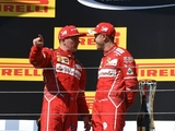 Raikkonen blames himself for P2 finish
