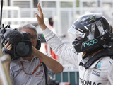Nico Rosberg: 'I'm not benefitting from others misfortune now'