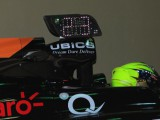 Force India trial Hamilton's 'Info Wing' in Abu Dhabi