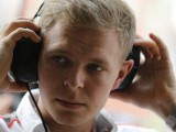 Magnussen will give Button a boost - Paffett