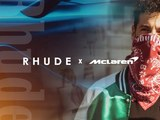 Video: Ricciardo previews the R H U D E x McLaren collection