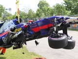 Sainz explains crash but Haas brands his excuse as dull