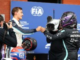 """Rosberg: Mercedes F1 team could be """"more heated"""" if Russell joins"""