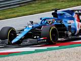 Alonso 'felt stupid' for obeying F1 track limits on opening lap of Austrian GP