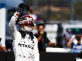 "Hamilton's German GP pole lap ""incredible"" – Wolff"