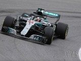 Hamilton: Mercedes still working on car issues in Brazil
