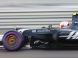 Magnussen: VF-17 style hurt one-lap form