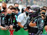 EJ warns Mercedes over Hamilton 'delusion'