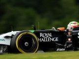 Perez's five place grid penalty upheld