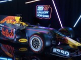 Red Bull releases first image of its RB13 2017 Formula 1 car