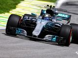 Valtteri Bottas quickest in competitive FP3 in Brazil
