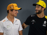 Ricciardo expects big things from Norris