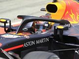 Verstappen happy with Red Bull Barcelona test performance