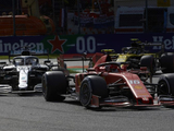 Leclerc admits Hamilton fight was on the limit