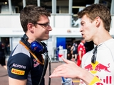 Little hope for Kvyat at Toro Rosso