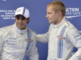Bottas wary of aggressive approach from front row