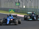 How Alpine would have tackled Hamilton had Alonso's defence failed