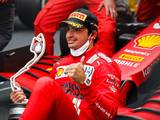 Sainz doesn't want to be the new Barrichello
