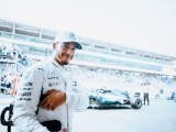 Hamilton Praises 'Faultless' Team Effort Towards Mercedes' 100th F1 Pole